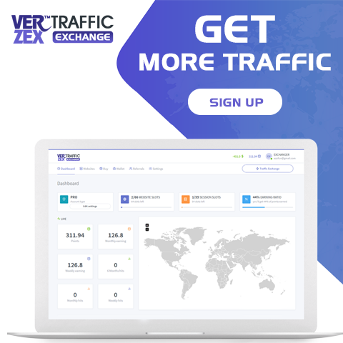 Verzex-traffic-exchange